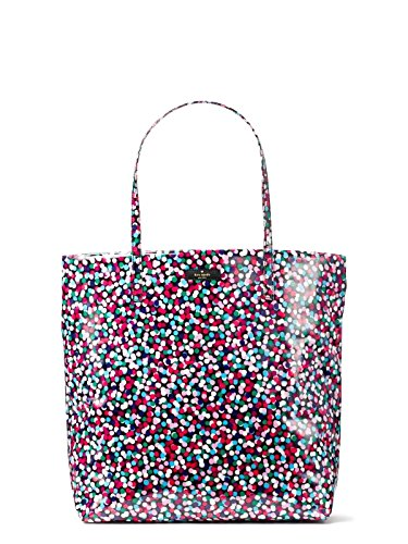 Kate Spade Daycation Bon Shopper Tote Dance Party Dot Shoulder Handbag