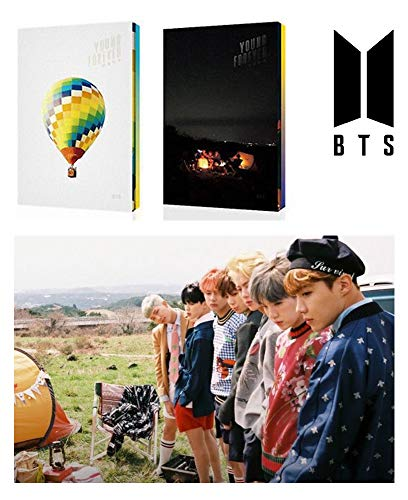 Love Cd Album - BTS YOUNG FOREVER [Day+Night Set ver.] In The Mood For Love Special Album SET BANGTAN BOYS 4CD + 2Posters + 2Photo Books + 2Polaroid Cards + Extra Gift