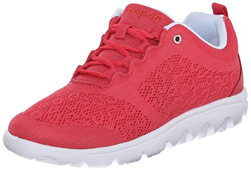 Propet Women TravelActiv Fashion Sneaker Watermelon Red