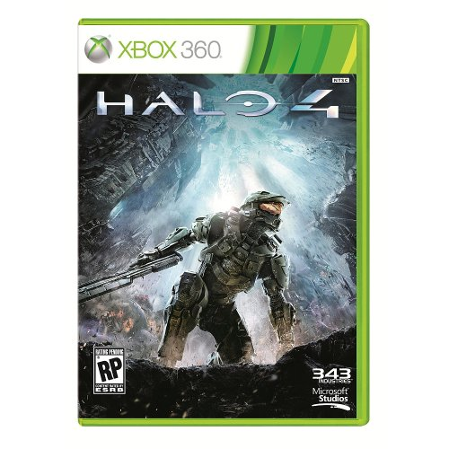 Halo 4 for Xbox 360 ships same day Priority Mail  if ordered