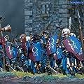 Kings Of War - 40 Skeletons Undead Skeleton Horde from Mantic Games