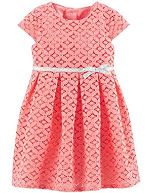 Baby Girls' Embroidered Dress (Baby)