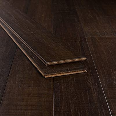 Bamboo Flooring Toledo Sawn Strand
