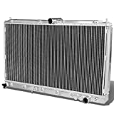 Mitsubishi 3000GT GTO Full Aluminum 2-Row Racing Radiator - Stealth Z11A Z15A Z16A