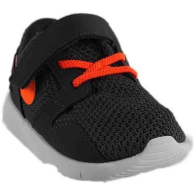 New Nike Baby Boy's Kaishi Athletic Shoe Dark Grey/Orange 4