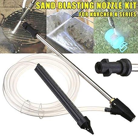 High Pressure Blasting Pressure Tool Sandblasting Kit Sand For Karcher K Series