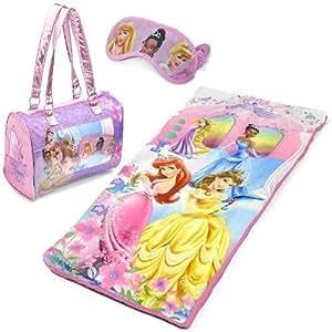 Disney Princess Sleepover Set With Ariel