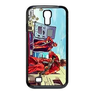 America Retailer provide GTA5 Grand Theft Auto For Samsung Galaxy S4 I9500 Hard Plastic Case (4)
