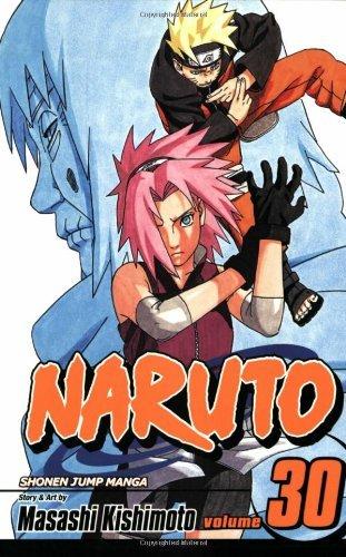 Amazon.com: Naruto, Vol. 30: Puppet Masters (Naruto Graphic ...