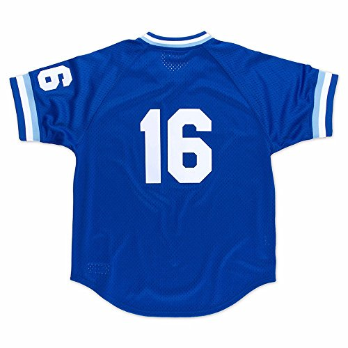 - Mitchell & Ness Bo Jackson Kansas City Royals Authentic 1989 BP Jersey
