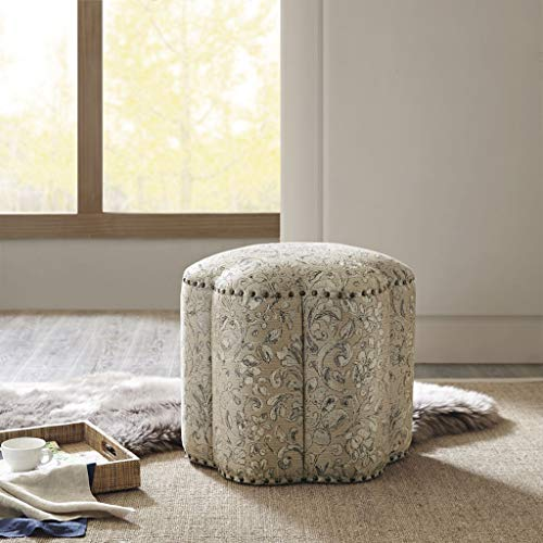 Madison Park Hyde Accent Ottoman See Below