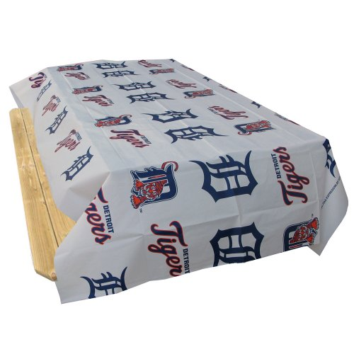 MLB Detroit Tigers Table Cover