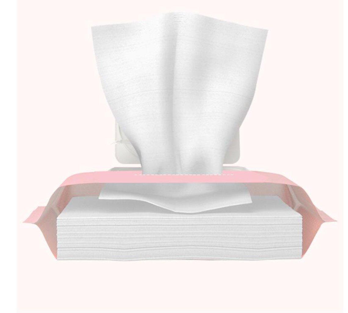 Toallitas multiusos duraderas para los toallitas húmedas de toallitas húmedas o toallas húmedas para el pañal del bebé - Paquete de 100 piezas, ...