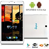 Indigi® Phablet 7 Android 4.4 Kitkat 3G Tablet Phone - GSM Unlocked - AT&T / T-Mobile -