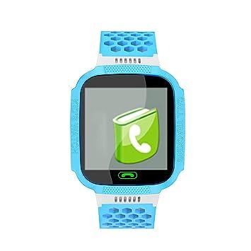 hahuha 🐳🐳 Reloj Inteligente para niños a Prueba de Agua ...