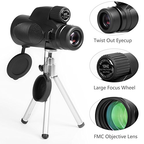 Monocular Telescope High Power Monoculars for adults Compact Low Light Night Vision Monocular Scope  sc 1 st  Chiropractic Health and Rehabilitation & Monocular Telescope High Power Monoculars for adults Compact Low ...