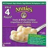 Annie's Homegrown Annie's Homegrown Shells & White Cheddar, 680 Grams