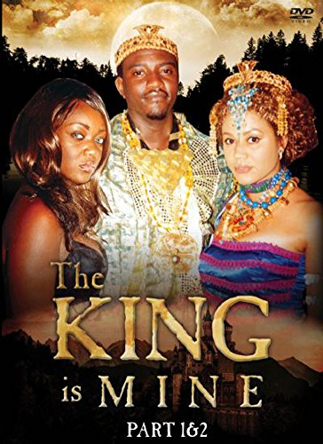 Price comparison product image THE KING IS MINE African Nollywood Movie - With Jackie Appiah,  Ndia Buari,  John Dumello_Editions 1-2_175 Minutes