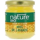 Boutique Nature - Miele di Lavanda di Provenza Bio, da 250g