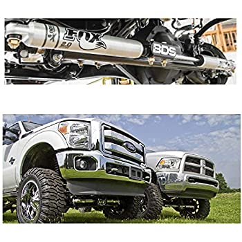 Amazon com: FOX 2 0 Dual Steering Stabilizer Kit For a
