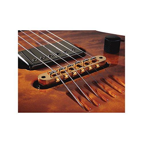 Lr Baggs Transducer - LR Baggs T-Bridge Acoustic Tune-O-Matic Bridge Pickup Gold