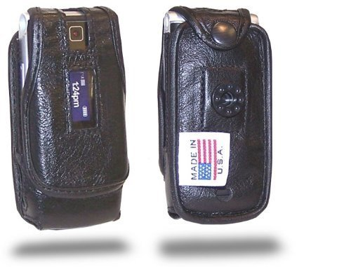 Turtleback Motorola W385 Executive Leather (Motorola W385 Phone Case)