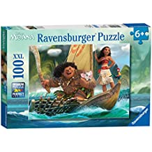 Ravensburger Disney Moana One Ocean One Heart Puzzle (100 Piece)