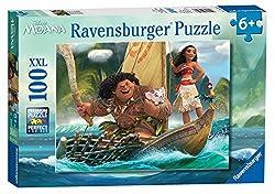 Ravensburger Disney Moana One Ocean One Heart Puzzle (100...