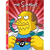The Simpsons: The Twelfth Season (Bilingual)