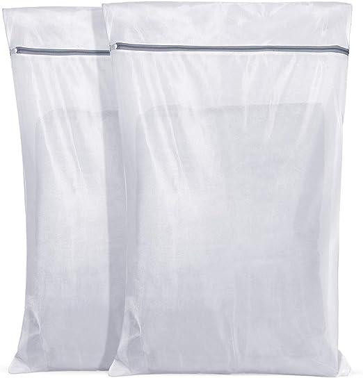5 Stück XL Wäschesack Wäschenetz Wäschebeutel Wäsche Sack Netze Beutel bis 3Kg