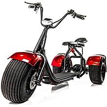 E-Wheels EW-21 CHOPPER TRIKE Fat Tires 3-wheel Electric Scooter