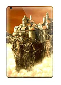 Durable Case For The Ipad Mini/mini 2- Eco-friendly Retail Packaging(castle In The Clouds)