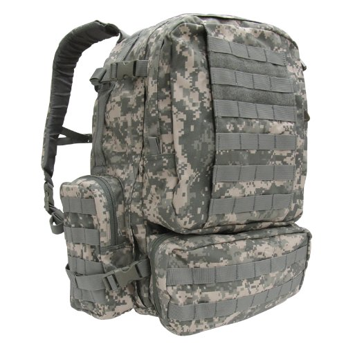 Condor 3 Day Assault Pack (Acu, 3038-Cubic Inch), Outdoor Stuffs