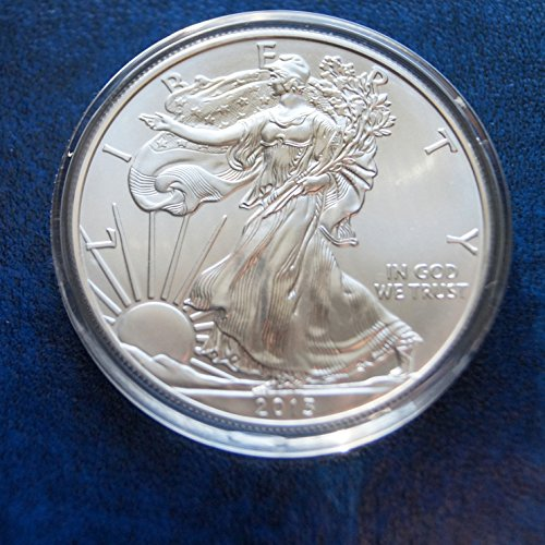 2013 US Mint American Silver Eagle $1 Dollar Unc Coin - Unc Silver Coin
