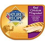 Nature's Recipe Wet Dog Food Chicken Recipe In Broth (12 Pack), 2.75 oz
