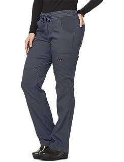 1aa304a983a Amazon.com: KOI Lite Women's Peace Drawstring Scrub Pant Medium Tall ...