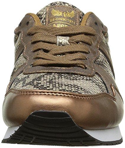 Kaporal Jemma - Zapatillas de deporte Mujer Dorado - Or (Bronze)