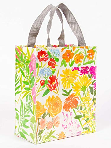 Blue Flower Garden Handy Tote product image