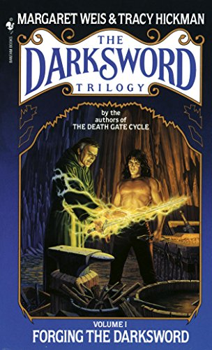 Forging the Darksword (The Darksword Trilogy Book 1) cover