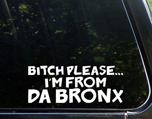 B*tch Please I'm From Da Bronx (8-3/4
