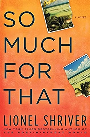 book cover of So Much for That