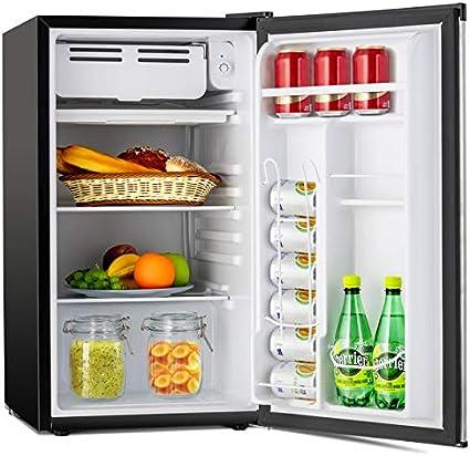Amazon.com: Kuppet-Mini Refrigerador Compacto para Dorm ...