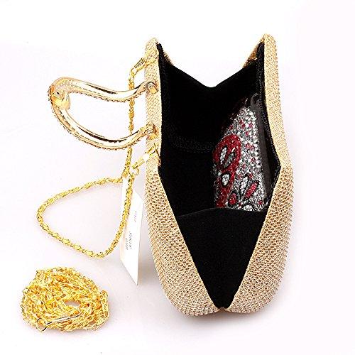 Pochette pour City silver femme Paramount qFPw5xE
