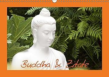Buddha Zitate Wandkalender 2019 Din A3 Quer Buddha
