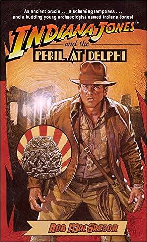 Amazon com: Indiana Jones and the Peril at Delphi (Indiana