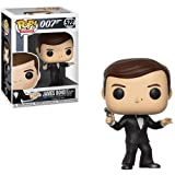 Funko POP! Movies: James Bond - Roger Moore Collectible Figure