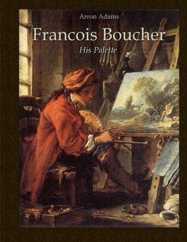 Francois Boucher: His Palette (Study Palette)
