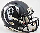 Old Dominion Monarchs Riddell Speed Mini Replica Alternate Football Helmet