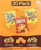 #2: Keebler Cookie and Cheez-It Variety Pack (20-Count) (Packaging May Vary)