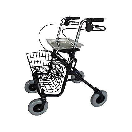 Invacare Banjo - Andador, con 4 ruedas: Amazon.es: Salud y ...